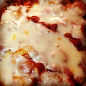 Melty, cheesy goodness!