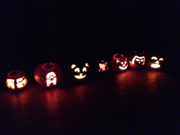 And obviously you should have a party to celebrate the opportunity to carve said pumpkins.